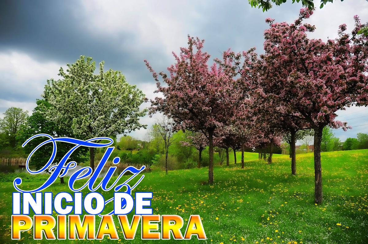 Feliz Día De La Primavera | 21 de marzo primavera feliz