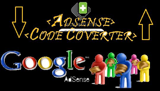 universal ad code converter