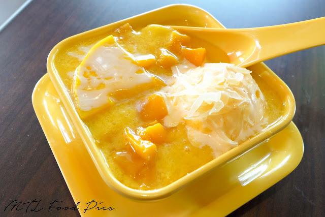Mango Dessert - Hong Kong Desserts