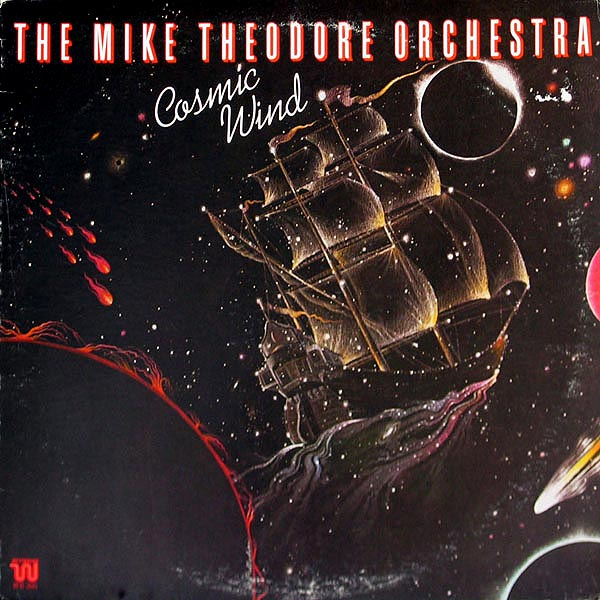 Mike Theodore Orchestra Cosmic Wind