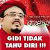 HABIB MUHAMMAD RIZIEQ SYIHAB : GIDI TIDAK TAHU DIRI !!!