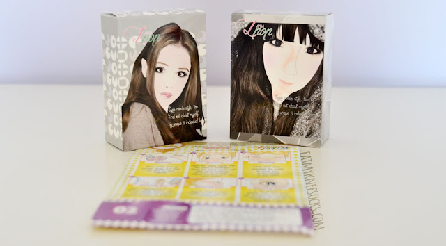 Klenspop's circle lenses are super affordable, ship quickly, and come in adorable illustrated boxes.