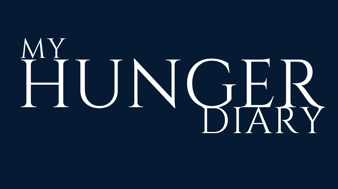 My Hunger Diary