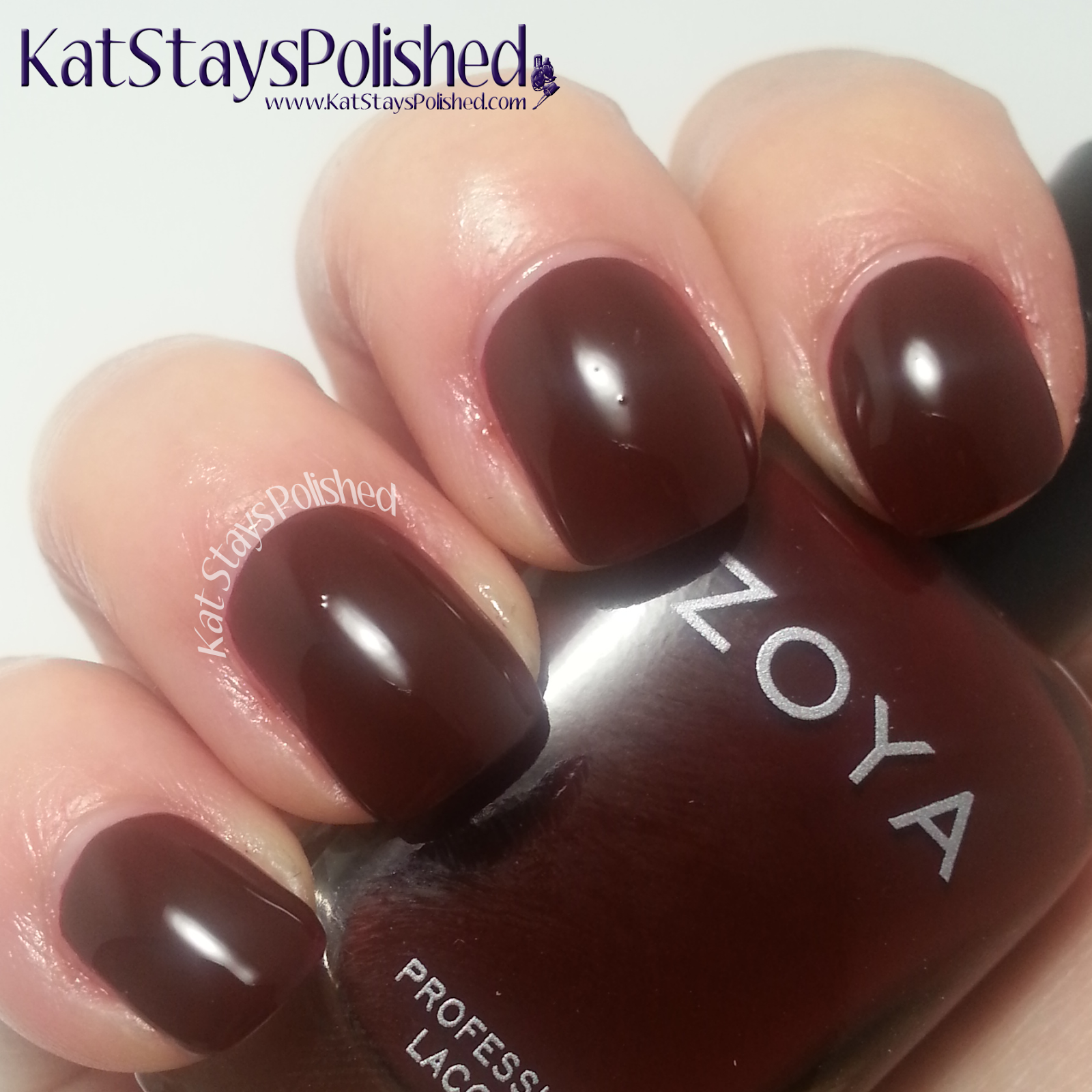Zoya Entice 2014 - Claire | Kat Stays Polished