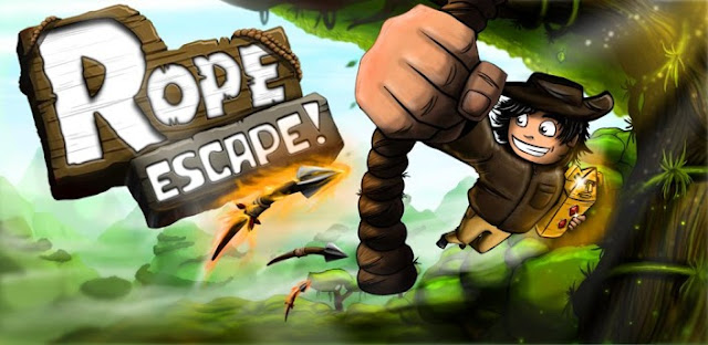 Rope Escape Android