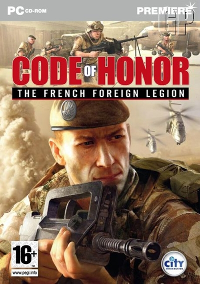 Code Of Honor: The French Foreign Legion  [2009][ PC][Espanol][Accion][Multihost]