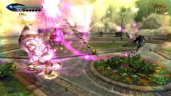 Bayonetta 2 é um dos melhores jogos disponíveis para o Wii U