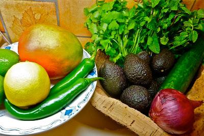 Mango Mint Salsa America S Test Kitchen