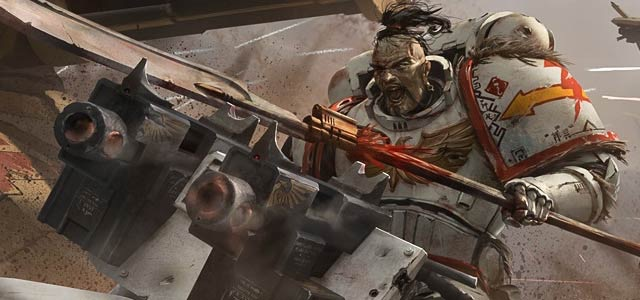 From the BlackLibrary- What the New Artworks are About