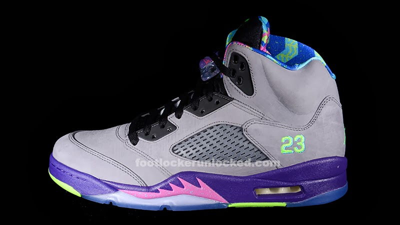 The Air Jordan 5 'Bel-Air' Releases Saturday ~ Grown ...