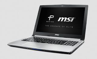 teknologi komputer terbaru, teknologi layar komputer terbaru, MSI Prestige laptop terbaru 2015