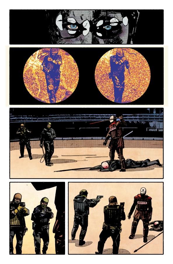 Empire of the Dead #3