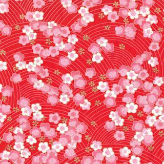 nouveau papier japonais pour les fêtes de noël