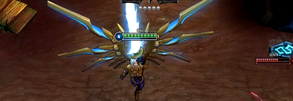 kayles wings are now - photo #18