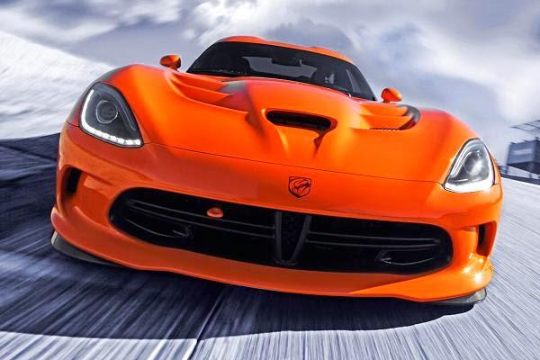Gambar Mobil Sport - Foto Mobil Sport - Dodge Viper