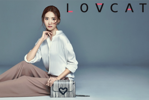 Yoona's Fashion Style, Lovcat Bag