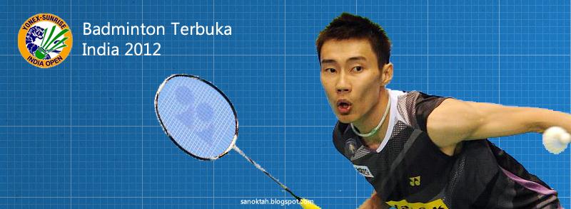 Badminton Terbuka India