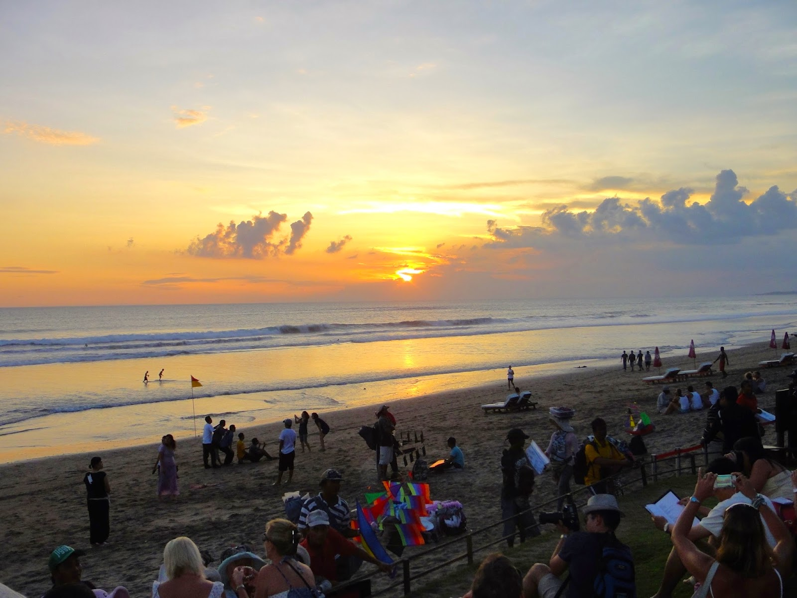 Ku de Ta Seminyak Bali Private Beach