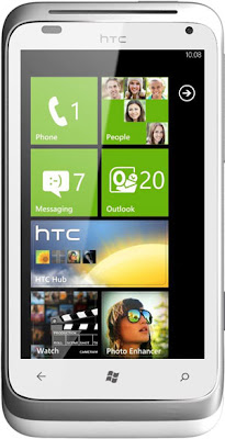 Gambar foto wallpaper hp HTC Radar