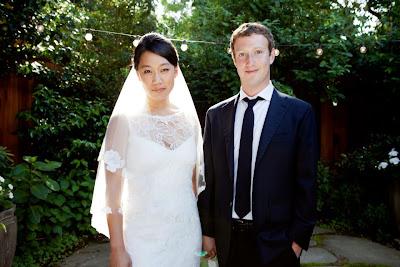 Mark Zuckerberg Menikah Dan Akhiri Masa Lajang [ www.BlogApaAja.com ]