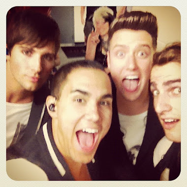Big Time Rush Noticias