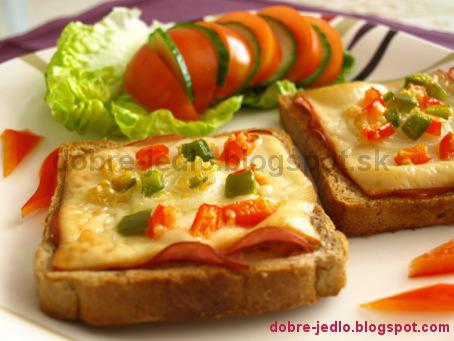 Februárový toast - recepty