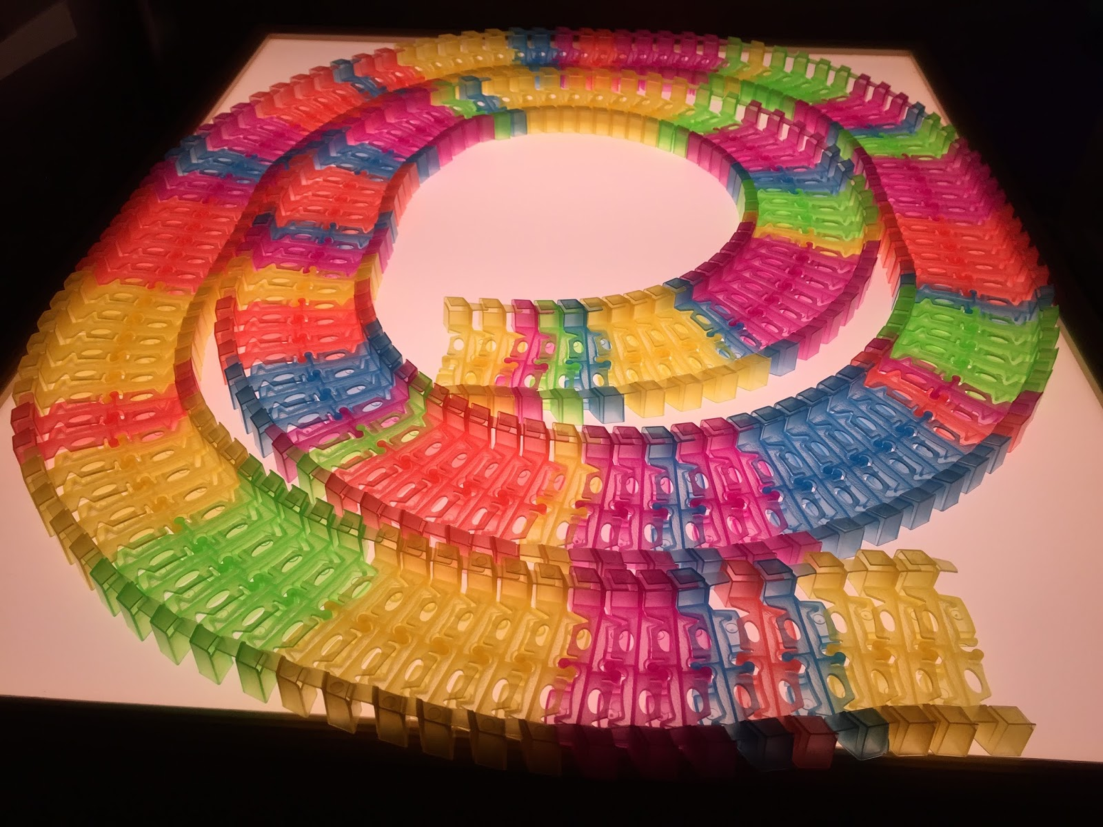 Child craft light table - We Love Using This Table For Our Mindscope Twister Tracks