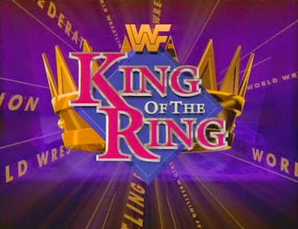 King of the Ring logo