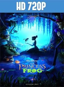 La Princesa y el Sapo 720p Español Latino Dual