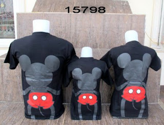 baju-couple-family-mickey