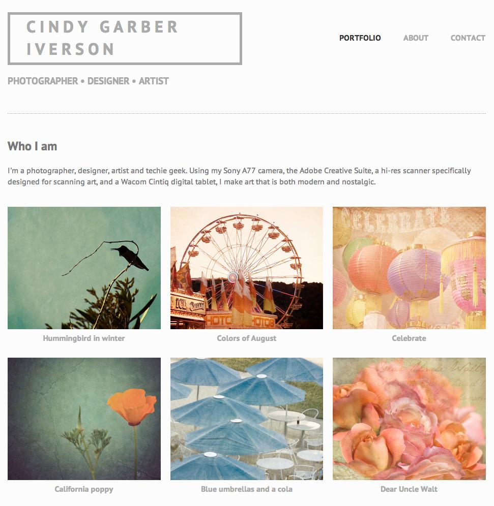 CindyGarberIverson.com
