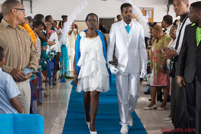 temple église mariage Guadeloupe