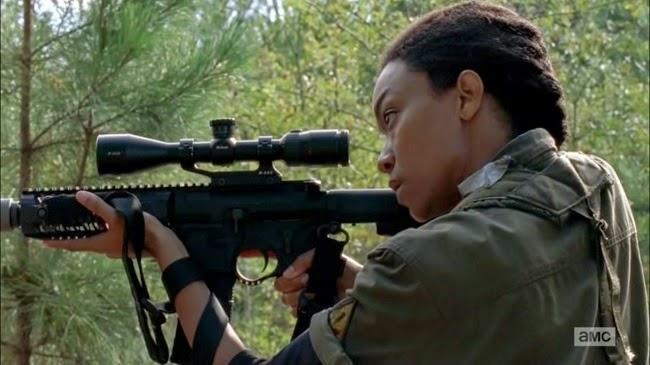 The Walking Dead - Capitulo 13 - Temporada 5 - Español Latino - 5x13