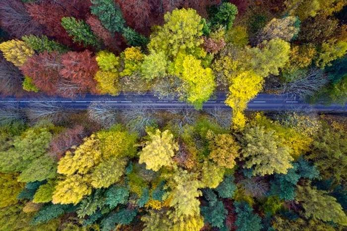Kacper Kowalski's Aerial Photography