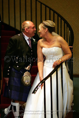 Cairn Hotel Bathgate Wedding Photographer
