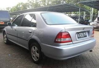 Honda City tahun 2000
