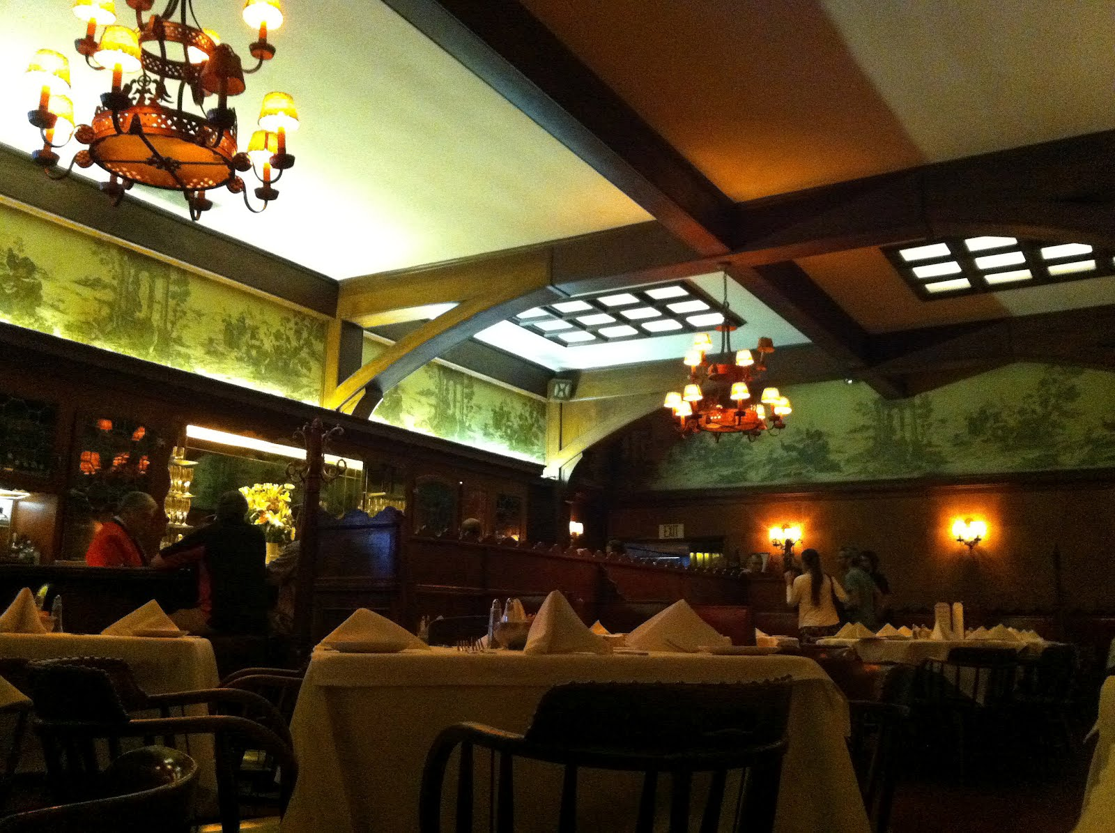 Cafe la la musso and frank grill in hollywood - Musso and frank grill hollywood ...