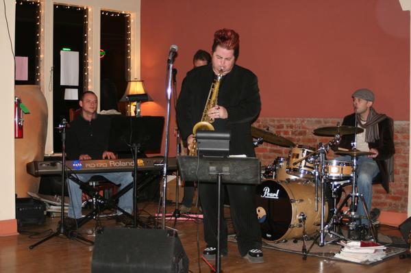 jazz orgy The Raglanders.