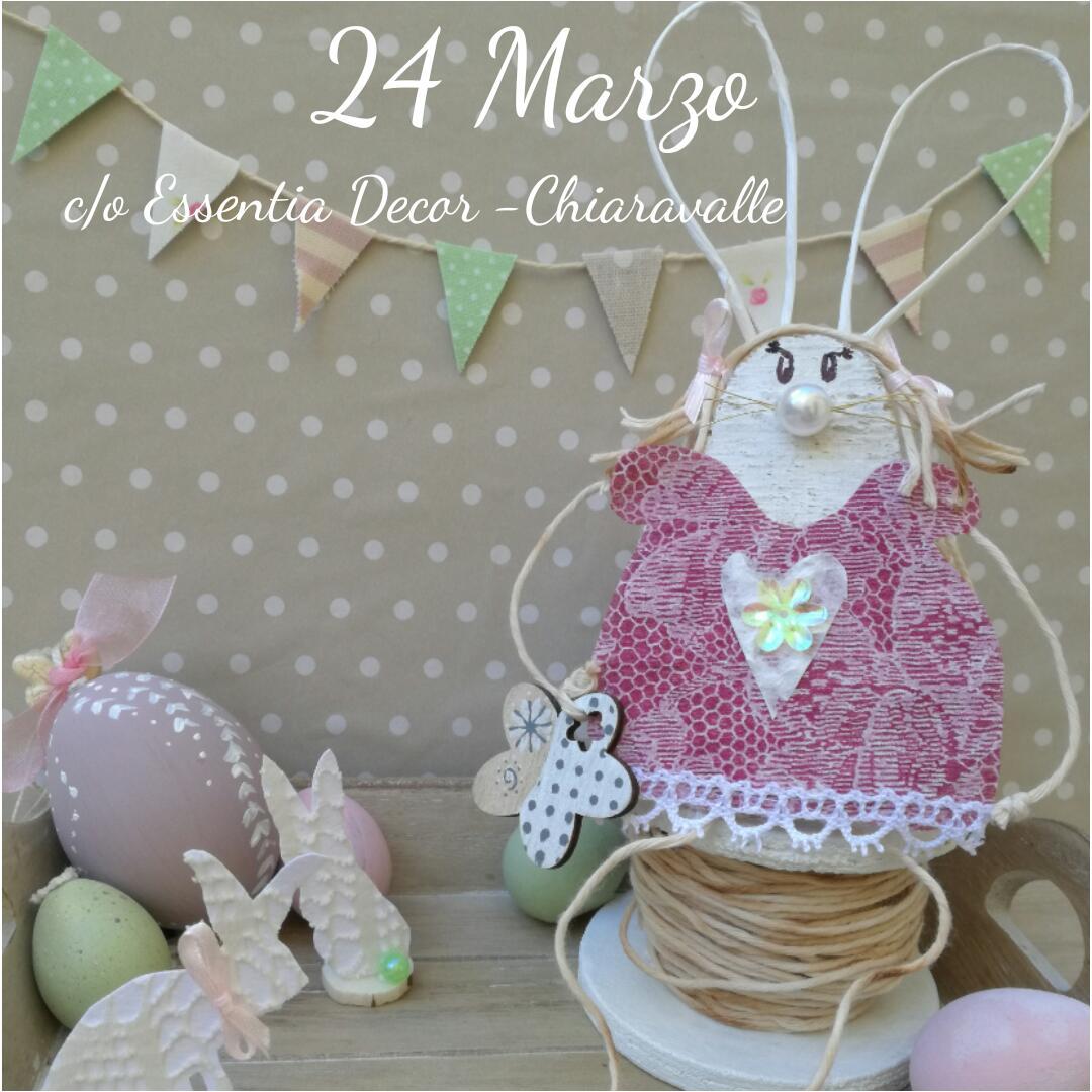 'EASTER TIME' venerdì 24 MARZO presso Essentia Decor-Chiaravalle (AN)