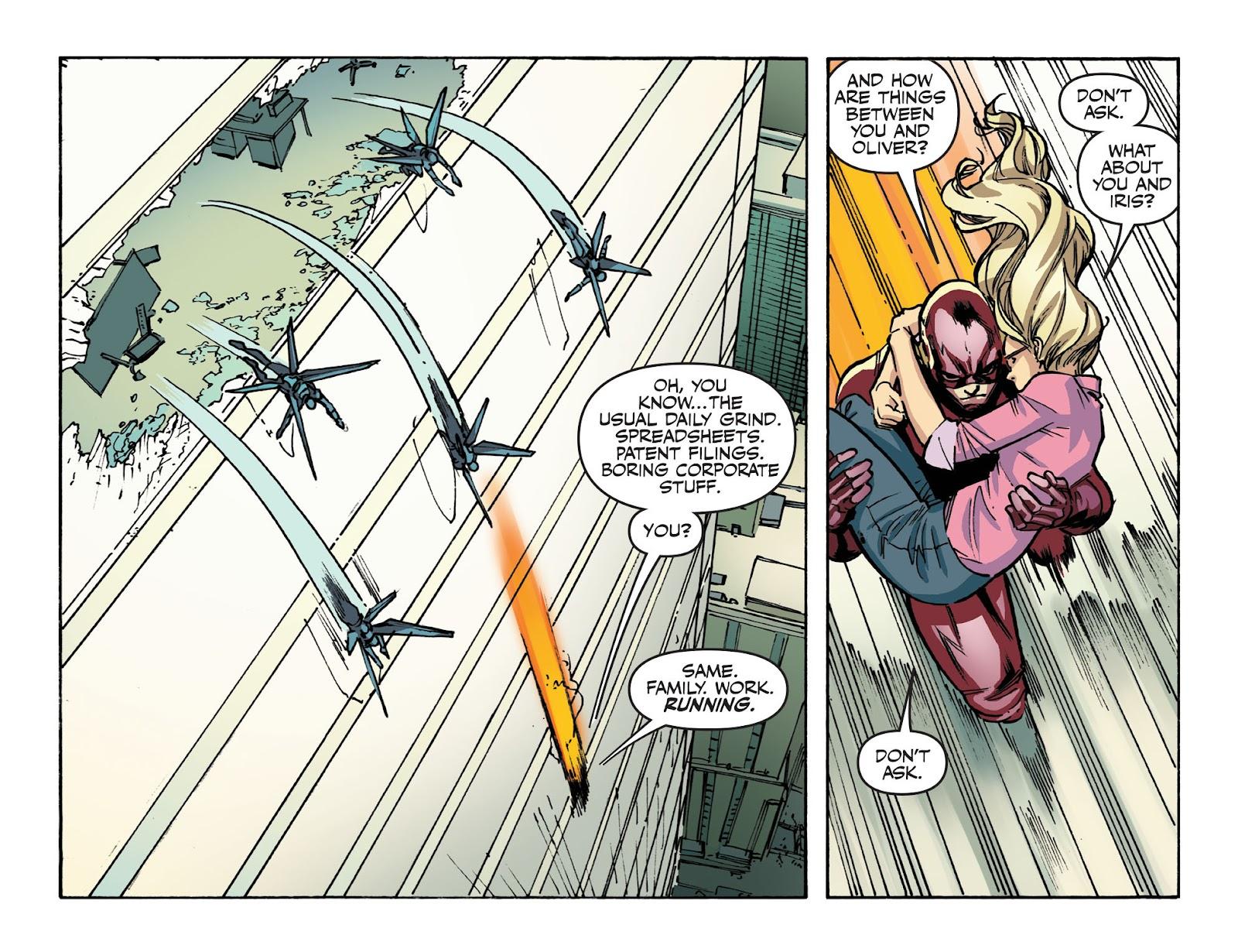 The Flash: Season Zero [I] Issue #10 #10 - English 4