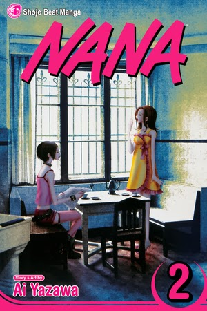 Nana manga tanıtım ile ilgili görsel sonucu
