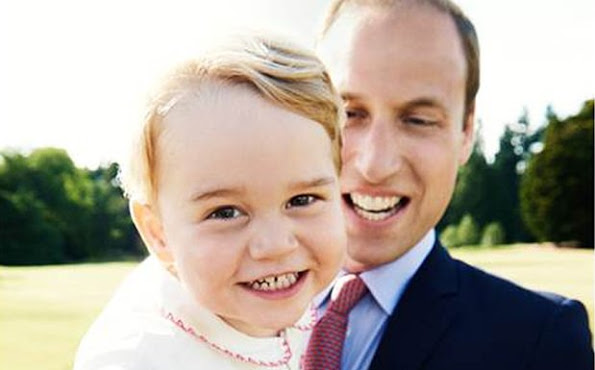 Prince George's 2nd Birthday: New Photo Released