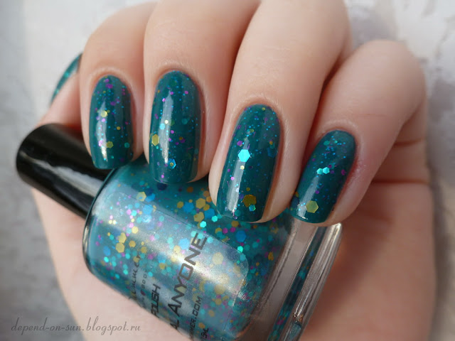 KBShimmer Don't teal anyone