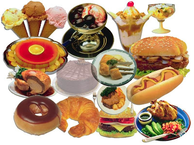 makanan penyebab kegemukan