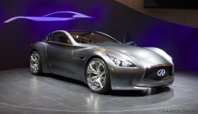 Premium-brand Infiniti-19 years already sells products in different countries