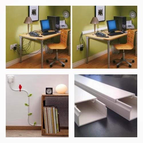 Consigli per la casa e l 39 arredamento idee per nascondere - Colori dei fili impianto elettrico casa ...