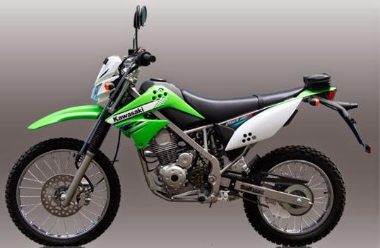 Perbedaan Antara Kawasaki KLX150 L Dengan KLX150 S