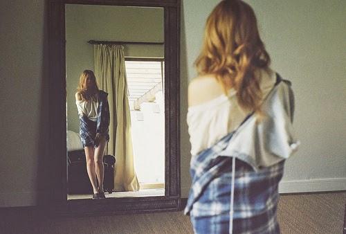Reflexo - Por Ane Venâncio
