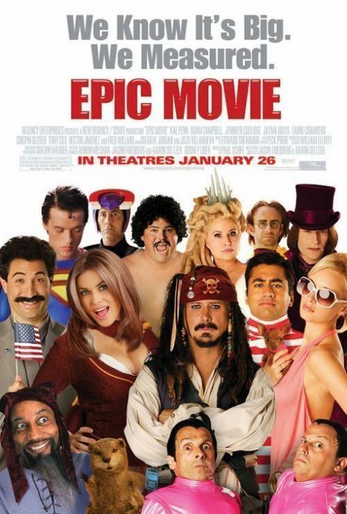 Epic Movie - Thiên Anh Hùng Ca - 2007