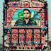 Shahid Afridi On Truck Art